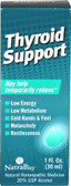 Natra-Bio Thyroid Support 1 oz