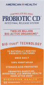 12 Billion Probiotic CD 60 vCaps American Health, Digestion