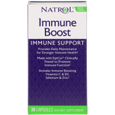 UK Buy Natrol, Immune Boost, 30 Caps