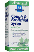 Cough & Bronchial Syrup w/ Zinc 4 oz, Boericke & Tafel