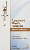 Advanced Men's Formula, Hair Strengthening 60 Tabs, Shen Min