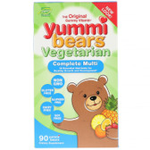 UK buy MultiVitamin & Mineral, 90 Gummies, Yummi Bears