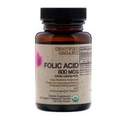 Folic Acid, 120 Tabs, Futurebiotics