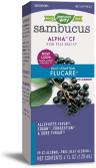 Sambucus FluCare Syrup 4 oz, Nature's Way, Flu & Colds