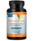 Pure Hyaluronic Acid 60 Caps, Neocell, UK Store