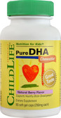 UK Buy DHA 250mg 90 Softgels, Childlife, Focus & Attention