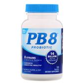 PB 8 Pro-Biotic Acidophilus 120 Caps, Nutrition Now UK, Digestion