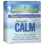 Natural Calm Packets-Raspberry Lemon 30 Pckts, Natural Vitality
