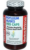 Psyllium Husks 180 vCaps, Yerba Prima, Digestive Support