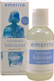 Natural Lubricant 2 oz, Emerita, Latex-Friendly