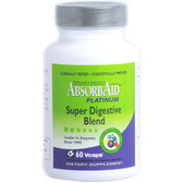 AbsorbAid Platinum 60 vCaps, Nature's Sources, Digestion