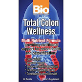 UK Buy Total Colon Wellness, 60 Tabs, BioNutrition