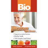 Prostate Wellness 60 vCaps, Bio Nutrition UK Store