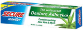 Secure Sensitive Denture Adhesive 1.4 oz