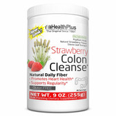 Colon Cleanse, Sweetened, Refreshing Strawberry, 9 oz Health Plus , UK Shop
