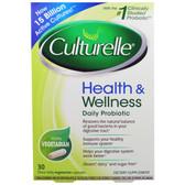 Culturelle Lactobacillus 30 Caps, Probiotics