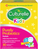 Culturelle Probiotics for Kids 30 Packets, Digestive Upset, UK Store