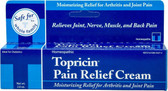 Topricin Cream 2 oz Topical Biomedics, UK
