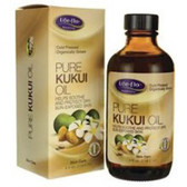 Pure Kukui Oil 4 oz, Life-Flo, Dry, Sun-Exposed Skin