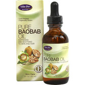 Pure Baobab Oil 2 oz, Life-Flo, Skin And Hair