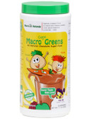 Jr. Coco Greens 32 Day Canister 7 oz, Macro Life Naturals