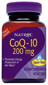 CoQ10 200mg 45 Softgels, Natrol