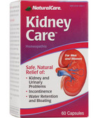 Kidney Care 60 Caps Naturalcare, Incontinence, Water Retention, Homeopathy UK Supplements