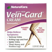 Vein-Gard Cream 2.25 oz, Naturalcare, UK Store