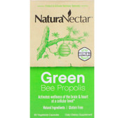 UK Buy Green Bee Propolis 60 Caps, Naturanectar