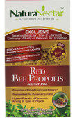 Red Bee Propolis 60 Caps, Naturanectar