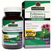 UK Buy Echinacea-Goldenseal, 60 Caps, Nature's Answer, Immune