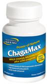 Chaga Max 90 Caps, North American Herb & Spice