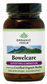 Bowelcare 90 Caps, Organic India, UK Store