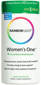 Women's One Multivitamin 150 Tabs, Rainbow Light, UK Store