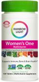 Women's One Multivitamin 150 Tabs, Rainbow Light, UK Store