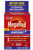 Mega Red Joint Care 30 Softgels, Megared