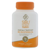 Sibu, Omega 7 Cellular Support 60 Softgels