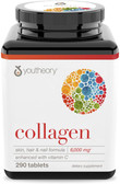 Collagen 6,000mg, 290 Tabs, Youtheory, UK Store