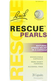 Rescue Pearls 28 Caps, Bach Flower