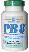 PB 8 Pro-Biotic Acidophilus 60 vCaps, Nutrition Now