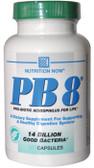 PB 8 Pro-Biotic Acidophilus 60 vCaps, Nutrition Now