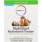 Buy UK Nutristart Multivitamin Powder 30 Packets, Rainbow Light, UK Store