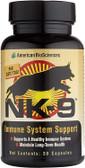 Buy Dogs Immune NK-9 30 Caps, American Biosciences Pets