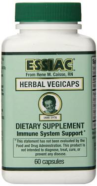 Essiac Herbal Supplement 60 Caps, Essiac