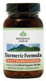 Turmeric Formula 90 Caps, Organic India