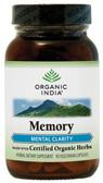 OrganicIndia, Memory, 90 Caps