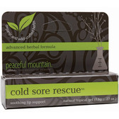 Cold Sore Rescue 0.27 oz, Peaceful Mountain