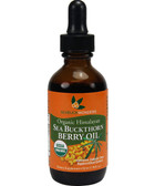 Sea Buckthorn Berry Oil (USDA Organic) 1.76 oz, Seabuckwonders, UK