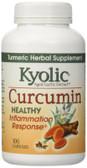 Kyolic Curcumin 100 Caps, Kyolic, Inflammation Response, UK
