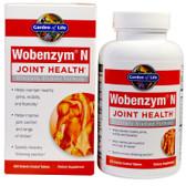 Wobenzym N, 200 Tabs, Wobenzym N, Inflammation